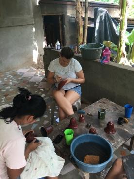 Pottery (Nicaragua)