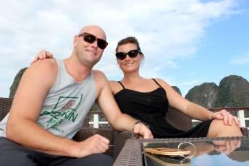 Ha Long Bay smiles