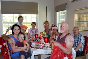 Mackie Christmas Lunch