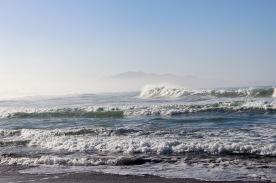 El Pescadero waves