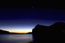 Sunset Balandra