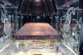 Tomb replica