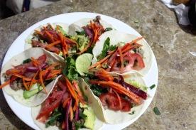 Homemade Tacos, a staple