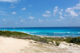 Cancun camp spot