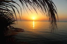 Sunset Chetumal