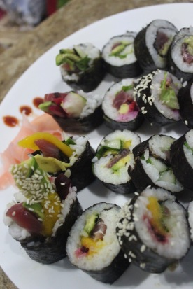 Sushiiiiii!