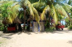 Camping spot at Kismet Inn