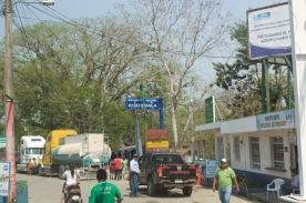 Belize to Guatamala border