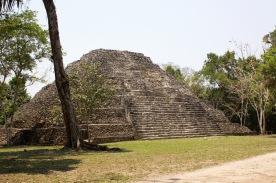 Yax-Ha Mayan ruins